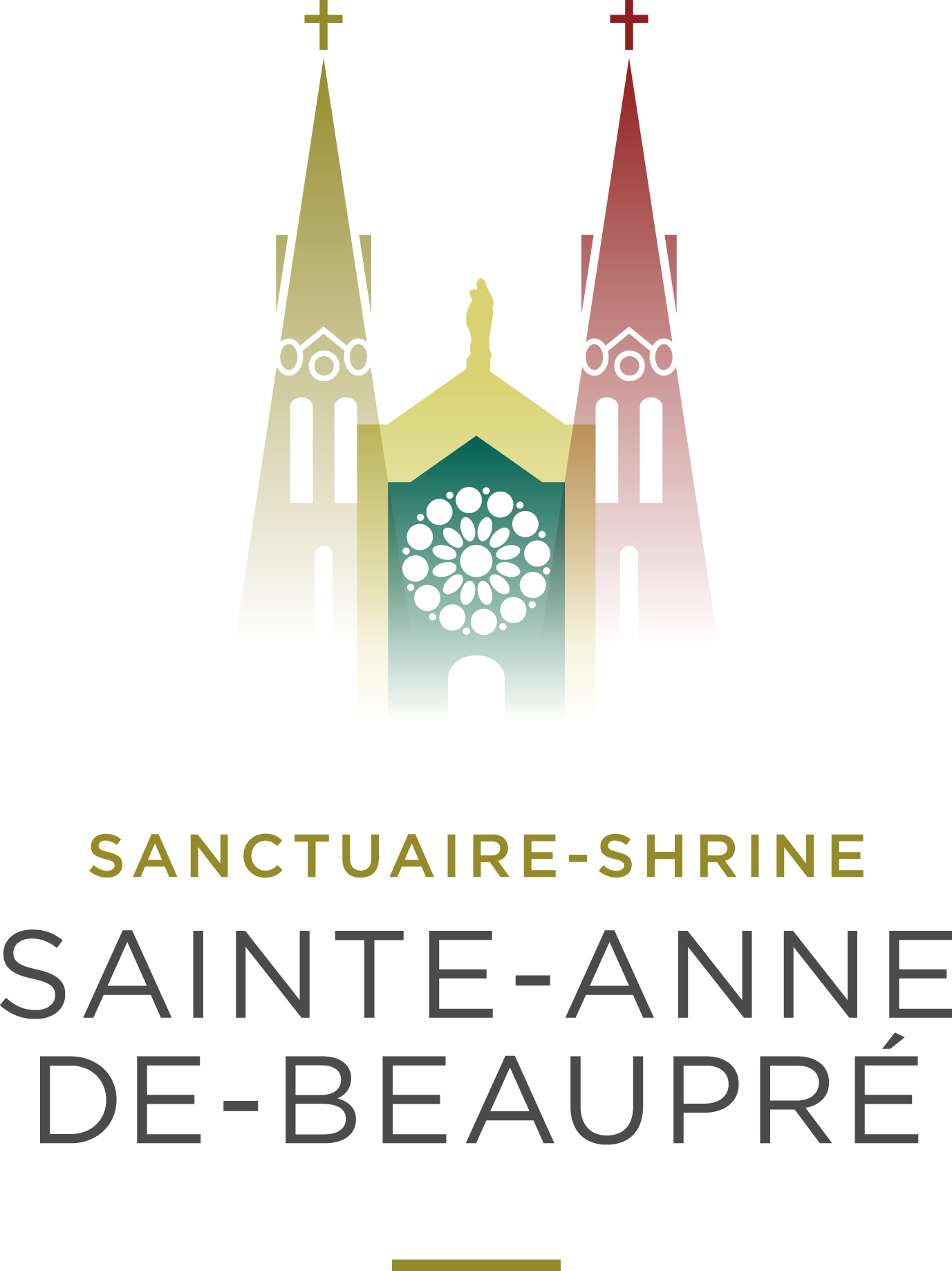 Logo Sanctuaire Sainte-Anne-de-Beaupré