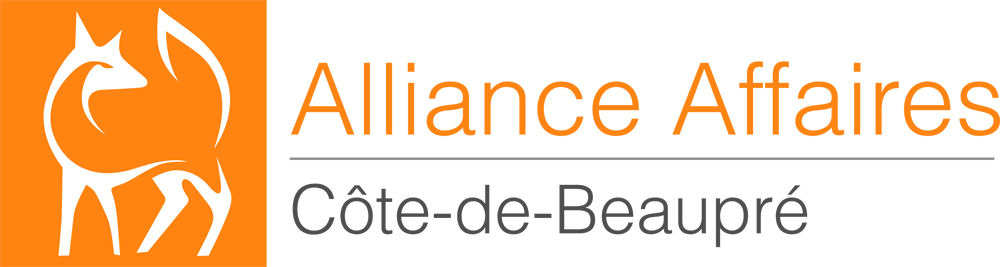 Logo Alliance Affaires Côte-de-Beaupré